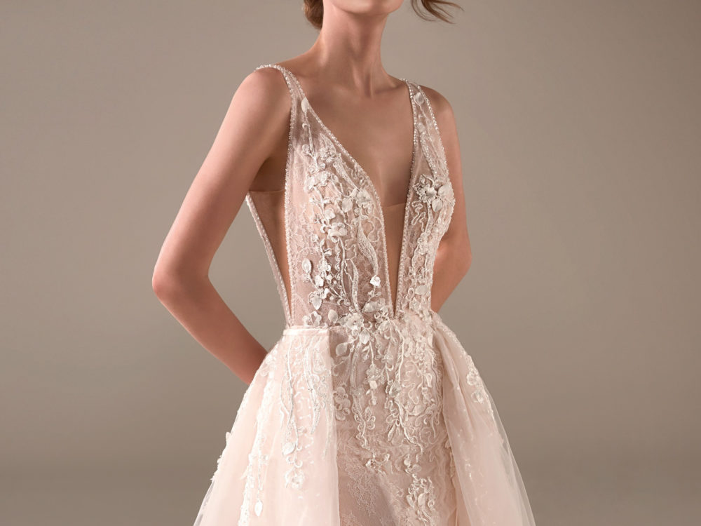 Chimamanda Wedding Dress Gown from Pronovias Privee Collection J