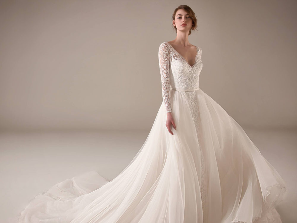 Danica Wedding Dress Gown from Pronovias Privee Collection D