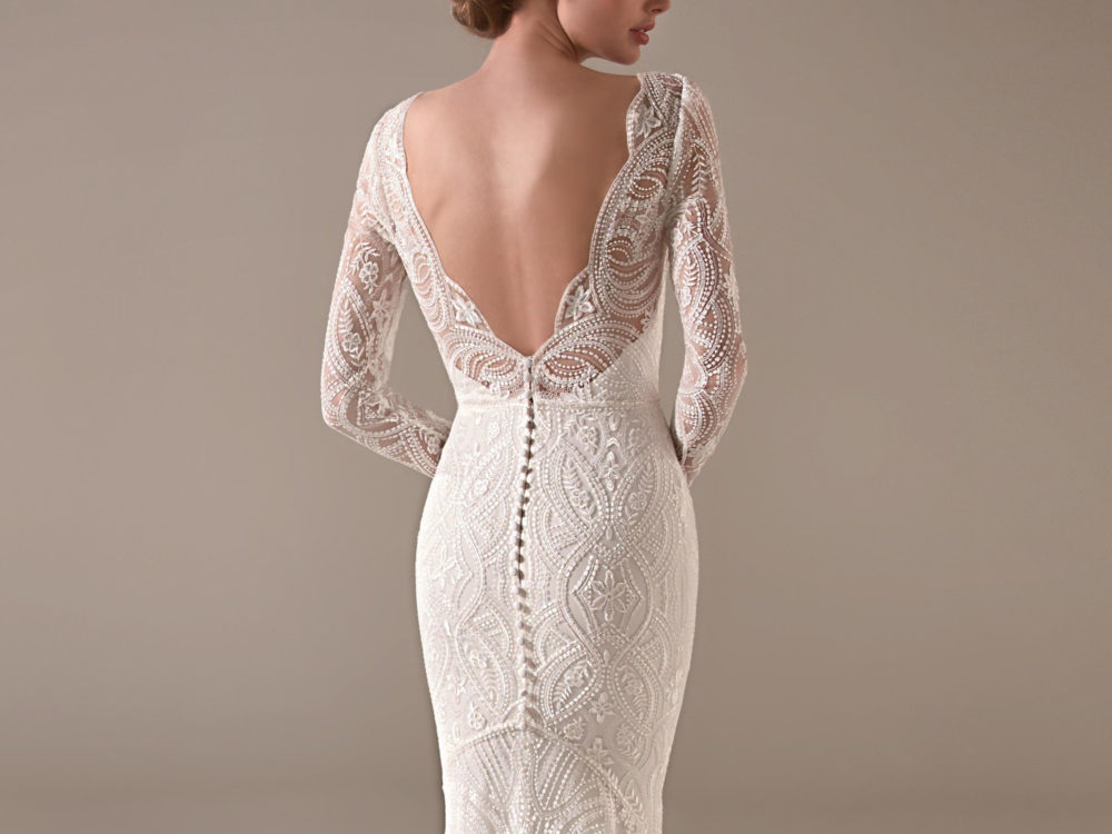 Danica Wedding Dress Gown from Pronovias Privee Collection I