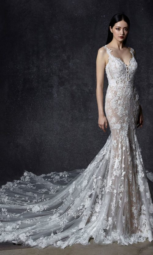 Odele by Enzoani Wedding gown dress
