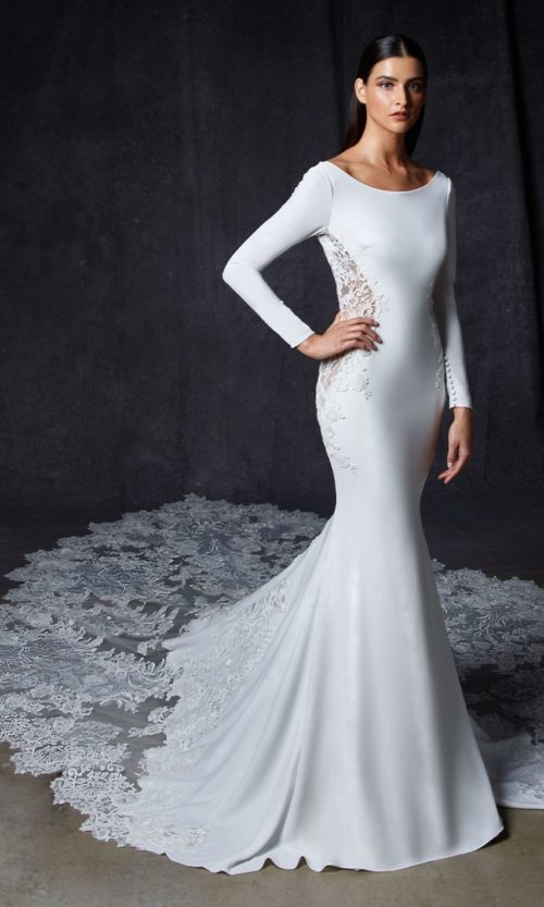 Olena by Enzoani Wedding gown dress