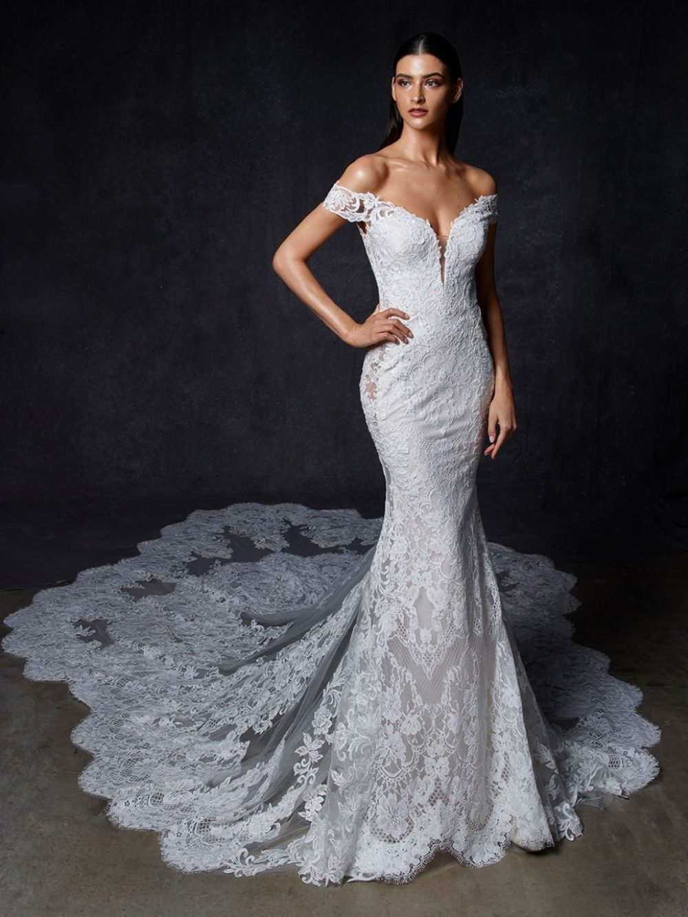 Olive by Enzoani Wedding gown dress