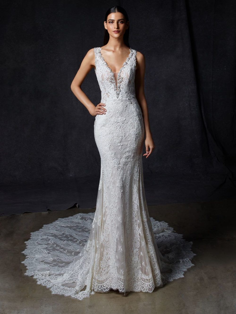 Omega by Enzoani Wedding gown dress