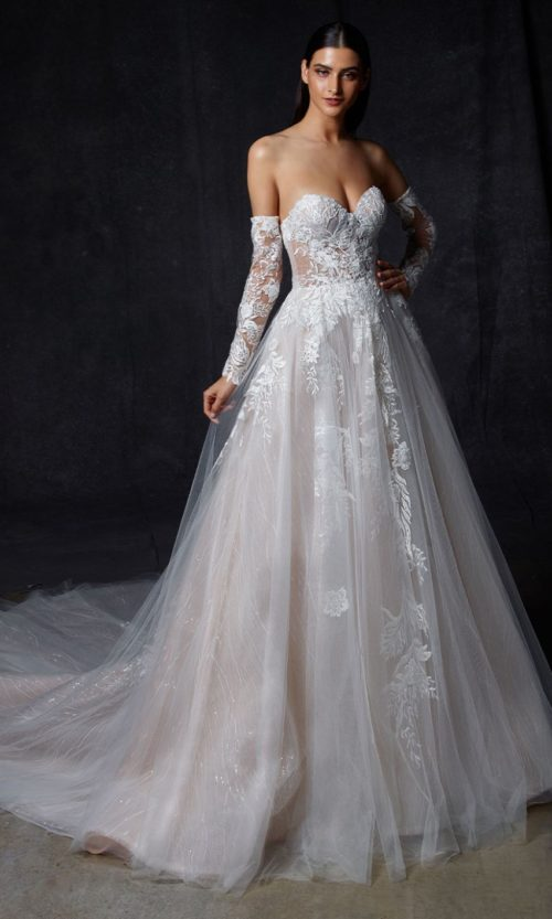 Onika by Enzoani Wedding gown dress
