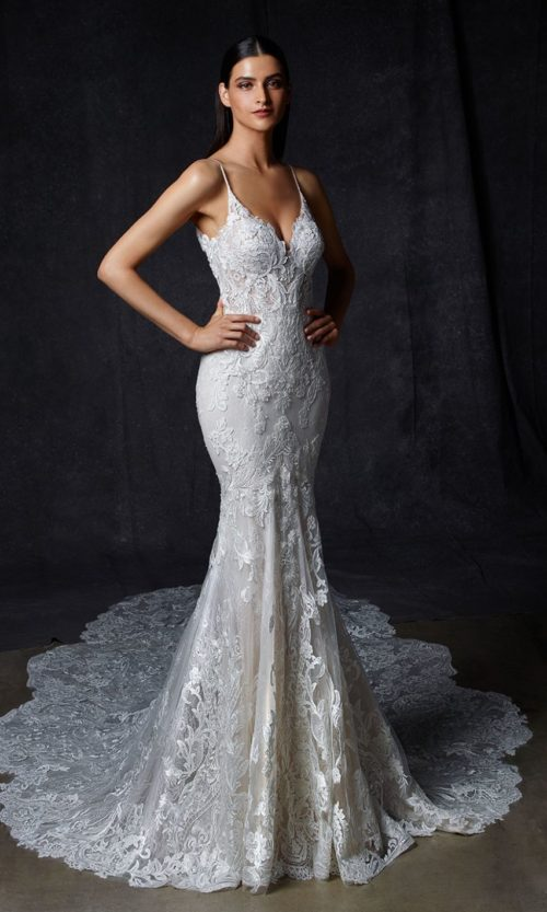 Oprah by Enzoani Wedding gown dress