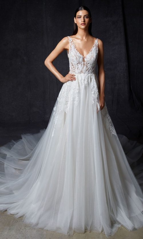 Opus by Enzoani Wedding gown dress