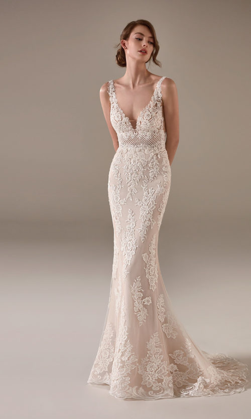 Franca Wedding Dress Gown from Pronovias Privee Collection