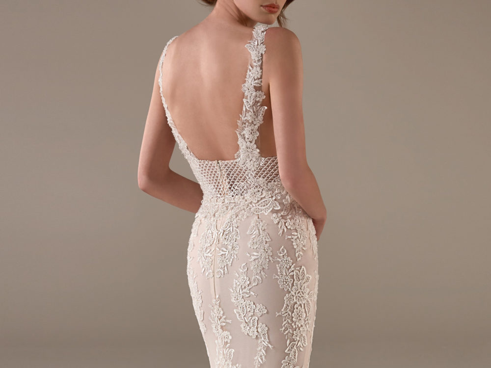 Franca Wedding Dress Gown from Pronovias Privee Collection I