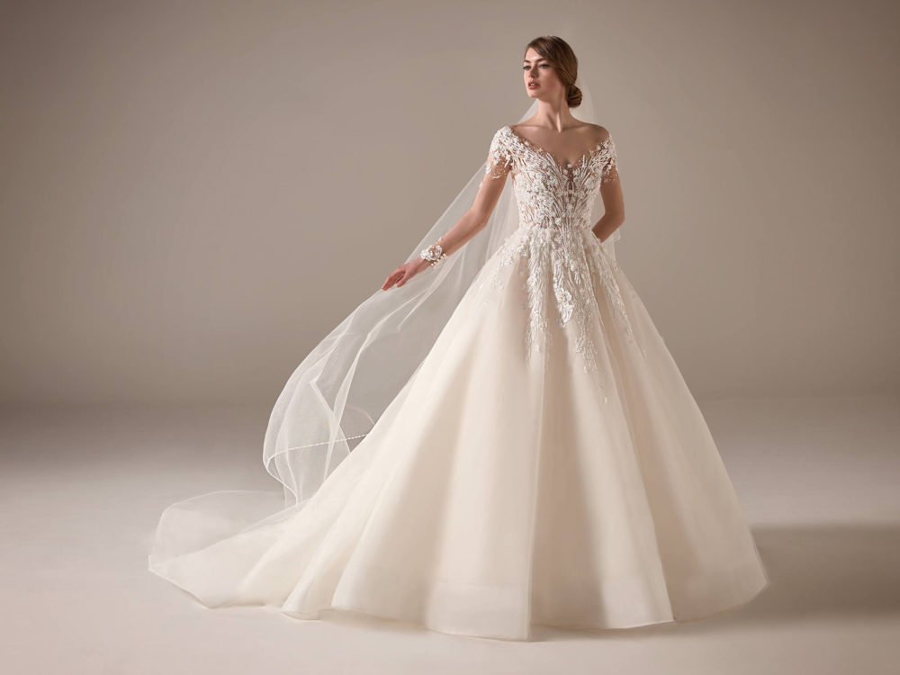 Ginni Wedding Dress Gown from Pronovias Privee Collection