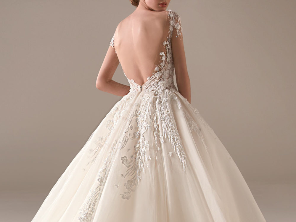 Ginni Wedding Dress Gown from Pronovias Privee Collection I