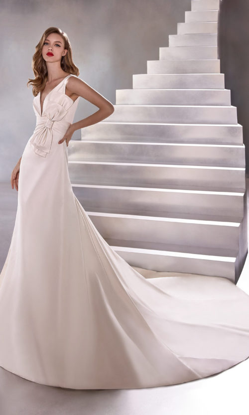 Pronovias Atelier Collection Great Comet Wedding Gown Dress 2020