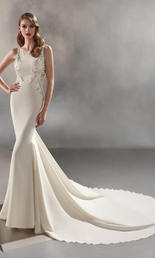 Pronovias Atelier Hosta Wedding Dress 2020