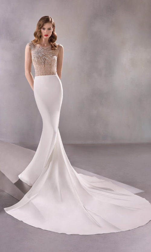 Pronovias Atelier Collection Infinity Wedding Gown Dress 2020