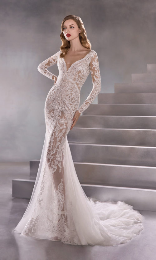 Pronovias Atelier Interstellar Wedding Dress 2020