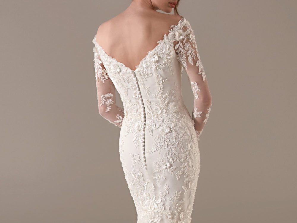 Kamala Wedding Dress Gown from Pronovias Privee Collection I
