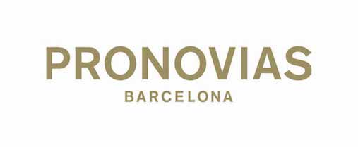 Pronovias Barcelona Wedding Gown Dress Logo