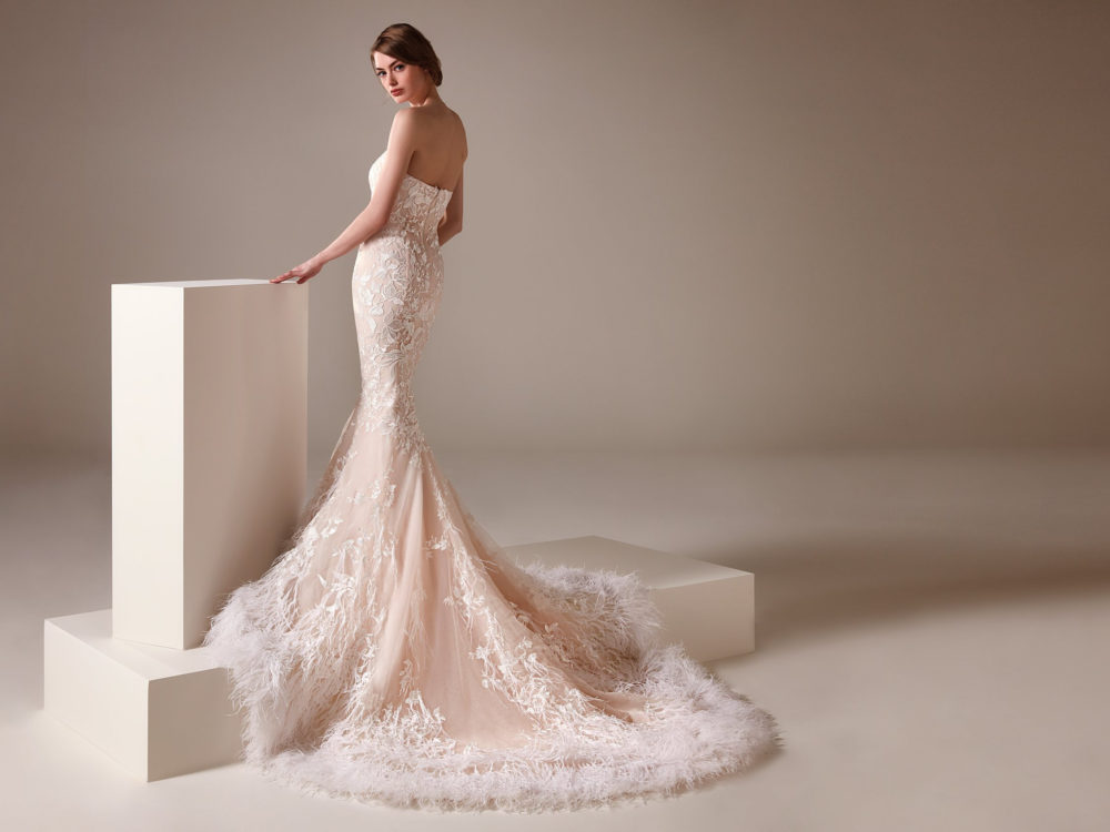 Madeleine Wedding Dress Gown from Pronovias Privee Collection C