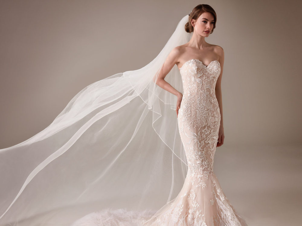 Madeleine Wedding Dress Gown from Pronovias Privee Collection D