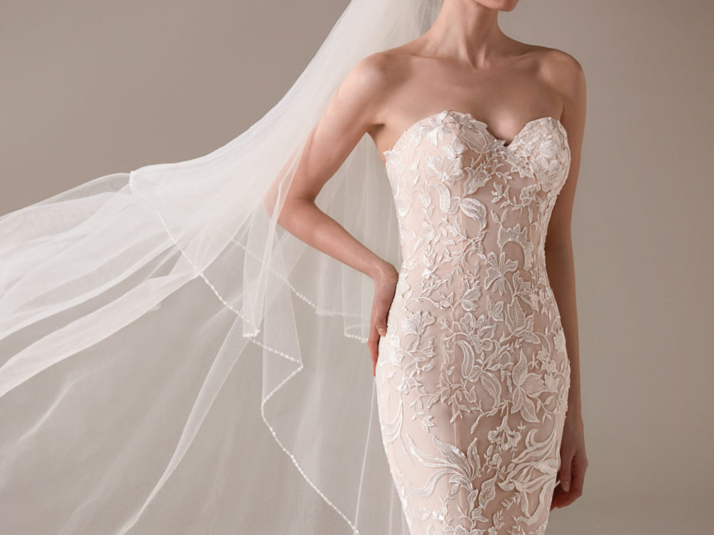 Madeleine Wedding Dress Gown from Pronovias Privee Collection I