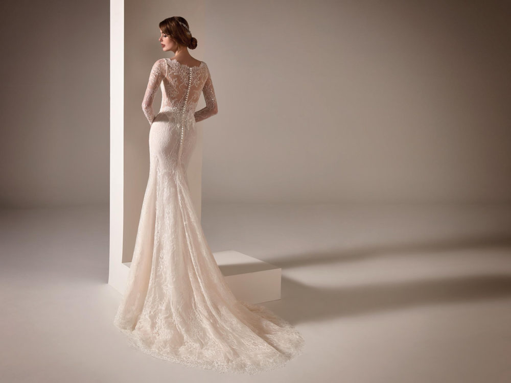 Malala Wedding Dress Gown from Pronovias Privee Collection C