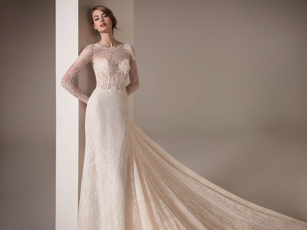 Malala Wedding Dress Gown from Pronovias Privee Collection D