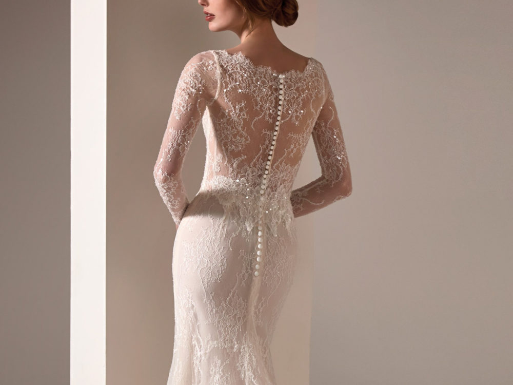 Malala Wedding Dress Gown from Pronovias Privee Collection I