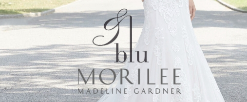Morilee Wedding Gown Dress Blu Banner