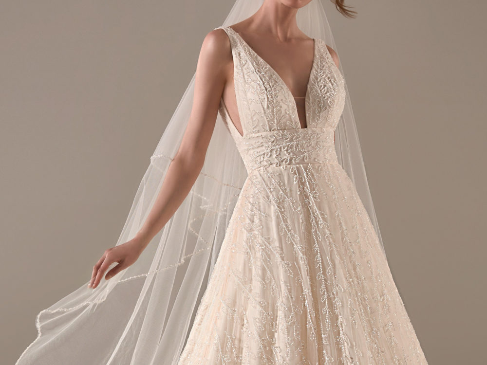 Nadia Wedding Dress Gown from Pronovias Privee Collection E