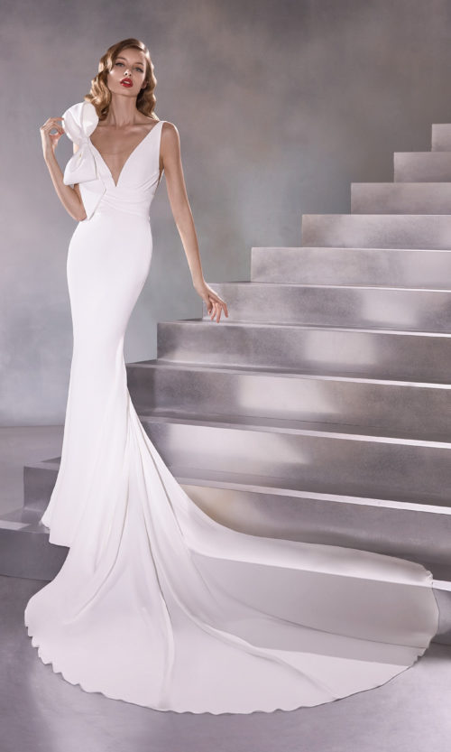Pronovias Atelier Orbit Wedding Gown 2020