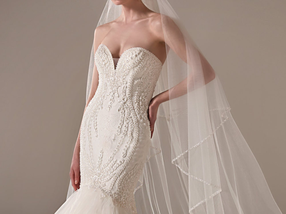 Serena Wedding Dress Gown from Pronovias Privee Collection H