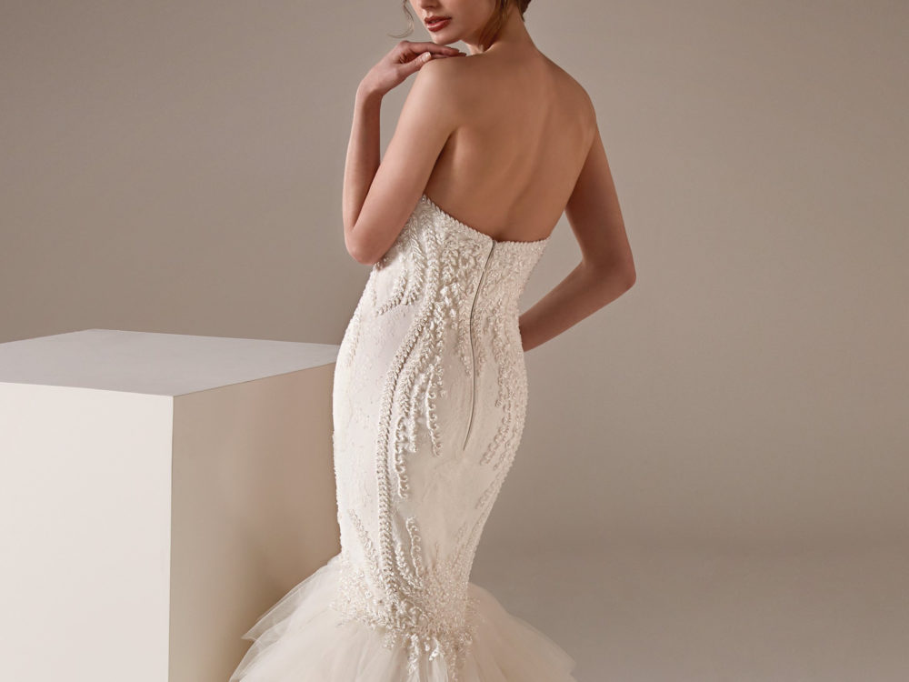 Serena Wedding Dress Gown from Pronovias Privee Collection I