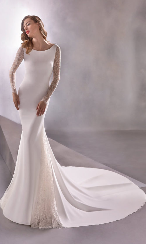 Pronovias Atelier Skydance Wedding Dress 2020 B