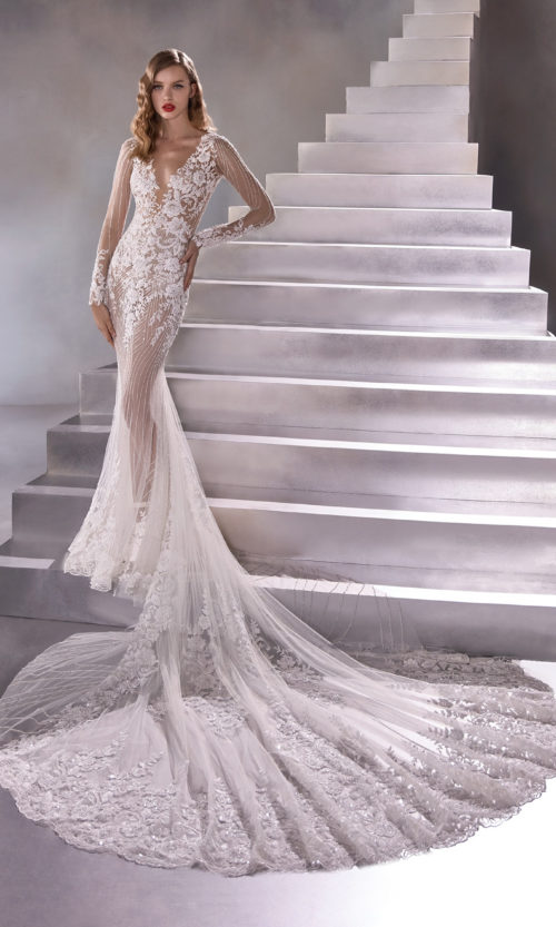 Pronovias Atelier Solaris Wedding Dress 2020 B
