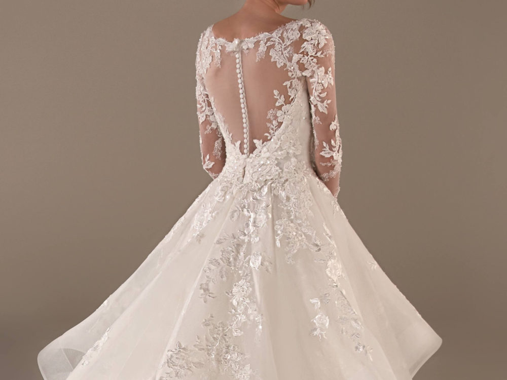 Vivienne Wedding Dress Gown from Pronovias Privee Collection F