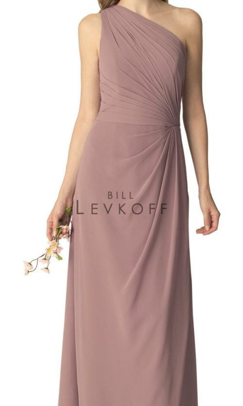 Novias Bridal Wedding Bridesmaid gown Dress Bill Levkoff style 1268