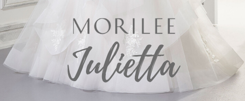 Novias Bridal Morilee Julietta Wedding Gown Dress Banner